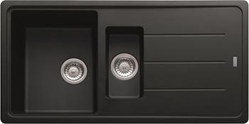 Кухонная мойка FRANKE BFG 651 3 5'' стоп-в графит все цены