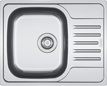 Кухонная мойка FRANKE POLAR нерж PXN 611-60 101.0192.873 franke pxl 611 60 нерж сталь зеркальная