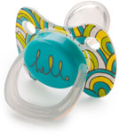 соска-пустышка Happy Baby BABY PACIFIER 13011/1 BLUE