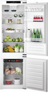 Встраиваемый двухкамерный холодильник Hotpoint-Ariston