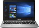 Ноутбук ASUS K 501 UX-DM 201 T (90 NB0A 62-M 03360)