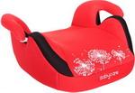 Автокресло Baby Care Баги BC-311 Люкс красное