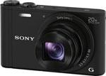 Sony Cyber-shot DSC-WX 350 черный