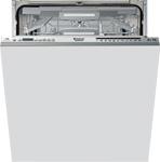 Полновстраиваемая посудомоечная машина Hotpoint-Ariston