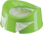 Горшок Happy Baby Горшок Happy Baby MINI POTTY 34004 green
