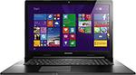 Ноутбук Lenovo IdeaPad G 70-80 (80 FF 00 KQRK) черный