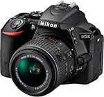 Цифровой фотоаппарат Nikon D 5500 Kit DX 18-55 VR AF-P