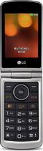 Мобильный телефон LG G 360 титан