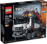 Конструктор LEGO Technic Mercedes-Benz Arocs 3246 42043