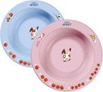 Посуда для детей Philips Avent Посуда для детей Philips Avent SCF 706/01 розовая голубая