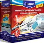Таблетки для посудомоечных машин Topperr