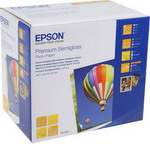 Бумага Epson Premium Semigloss Photo Paper 10 x 15 (500 листов) (260 г/м2) C 13 S 042200