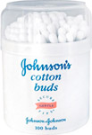 Ватные палочки Johnsons Baby