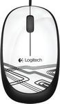 Мышь Logitech M 105 White 910-003117