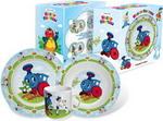 Посуда для детей СОЮЗМУЛЬТФИЛЬМ Паровозик из Ромашково КРС-359