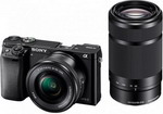 �������� ����������� Sony Alpha ILCE-6000 Kit 16-50 PZ+ 55-210 ������