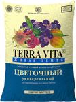 Грунт Terra Vita Живая земля цветочный 5 л 82991 со скидкой