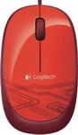 Мышь Logitech M 105 Red 910-003118