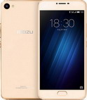 Meizu - U 10 32 Gb золотой