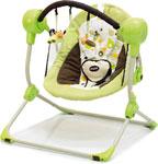 Электрокачели Baby Care Balancelle S 700 с пультом ДУ зеленый