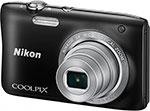 Цифровой фотоаппарат Nikon COOLPIX A 100 черный