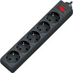 ������� ������ Defender ES 1.8m (5���.) black 99484
