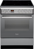 Электроплита Hotpoint-Ariston H6V5 D 60 (X) RU