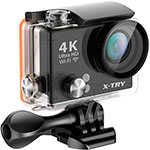 Цифровая видеокамера X-TRY XTC 150 4К UltraHD WiFi