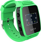 ������� ����-������� Gator Caref Watch green