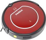 Робот-пылесос Panda X 500 Pet Series красный