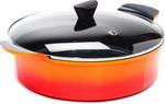 Сотейник Frybest Сотейник Frybest ORCA-L 28 Orange