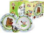 Посуда для детей СОЮЗМУЛЬТФИЛЬМ Винни Пух КРС-350