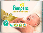��������� Pampers Premium Care Mini 3-6 ��, 2 ������, 32 ��