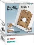 Набор пылесборники  + фильтры Bosch