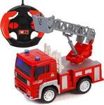 Пожарная машина на радиоуправлении YAKO 4 канала электропитание Y 17318269