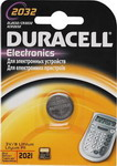 Батарейка Duracell CR 2032