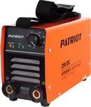 Сварочный аппарат Patriot 250 DC MMA Кейс
