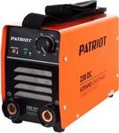 Сварочный аппарат Patriot Сварочный аппарат Patriot 230 DC MMA