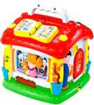 Игровой центр для малышей HUILE Игровой центр для малышей HUILE Домик Y 61134