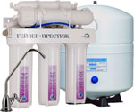 Система фильтрации воды Гейзер