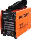 Сварочный аппарат Patriot Сварочный аппарат Patriot 150 DC MMA