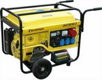 Электрический генератор и электростанция Champion GG 7501 E-3