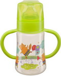 ����� ��� ��������� ����� Happy Baby BABY BOTTLE 10008 LIME