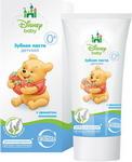 Зубная паста СВОБОДА Disney baby с ароматом земляники 62г