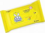 Салфетки детские Ушастый нянь Салфетки детские Ушастый нянь очищающие  80 шт