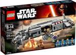 Конструктор LEGO Конструктор LEGO Star Wars Военный транспорт Сопротивления 75140