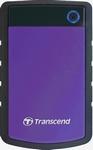 Внешний жесткий диск (HDD) Transcend Внешний жесткий диск (HDD) Transcend StoreJet 25 H3P 500 GB (TS 500 GSJ 25 H3P)