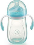 ����� ��� ��������� ����� Happy Baby ANTI-COLIC BABY BOTTLE 10009 BLUE
