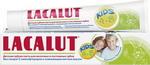 Зубная паста LACALUT Kids 4-8 лет для молочных и постоянных зубов с аминофлюоридом и освежающим мятным вкусом 50мл