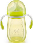 ����� ��� ��������� ����� Happy Baby ANTI-COLIC BABY BOTTLE 10009 LIME
